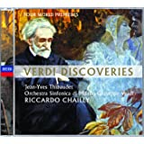 Verdi: Discoveries