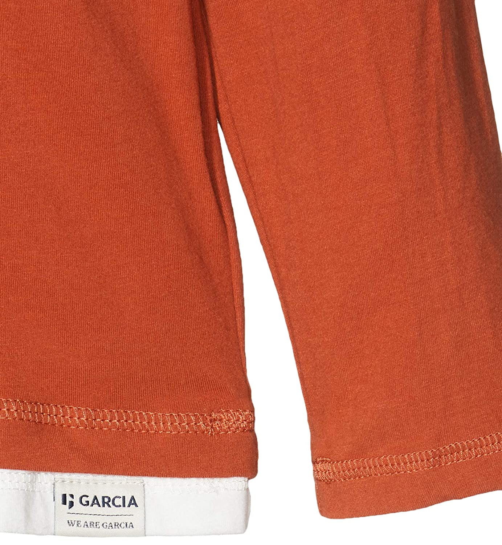 Garcia Kids Maglia a Maniche Lunghe Bambino