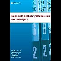 Financiële beslissingstechnieken voor managers