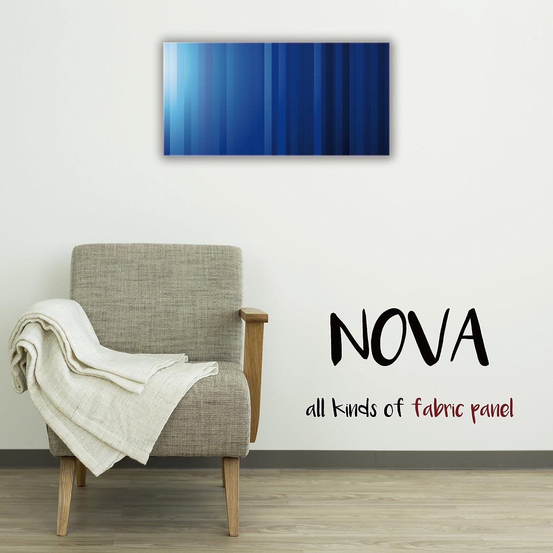 ファブリックパネル NOVA 【 L-Sサイズ 30cm×60cm 】 海 ブルー sea 青い 青色 深海 水 ウォーター 空 雲 フレーム 人気 壁掛け DIY インテリア オシャレ 木製 布 生地 プリント ウォール デコ B01N0XMJ2W L-Sサイズ : 30cm×60cm|COLOR6 COLOR6 L-Sサイズ : 30cm×60cm