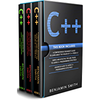 C++: 3 in 1- Beginner's Guide+ Simple and Effective Tips and Tricks+ Advanced Guide to Learn C++ Programming Effectively…