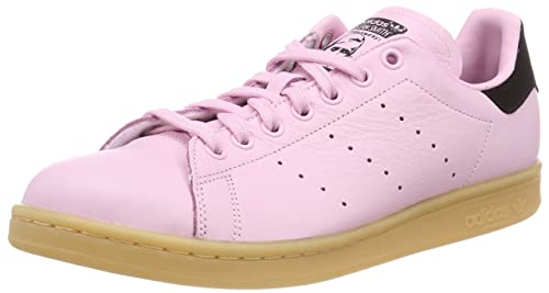 Adidas Stan Smith W, Zapatillas de Deporte para Mujer, Rosa (Rosmar/Negbas 000), 42 2/3 EU: Amazon.es: Zapatos y complementos