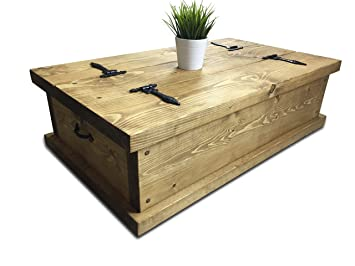 Chest Coffee Table 9
