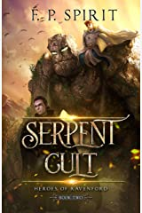 The Serpent Cult (Heroes of Ravenford Book 2) Kindle Edition