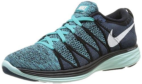 competitive price f34c8 39ef8 Nike Flyknit Lunar2, Scarpe Sportive, Uomo  Amazon.it  Scarpe e borse
