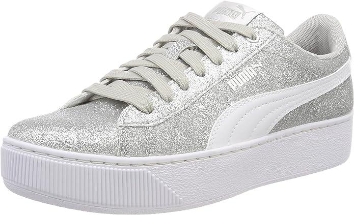 Chaussures femme junior Puma Vikky Platform Glitz