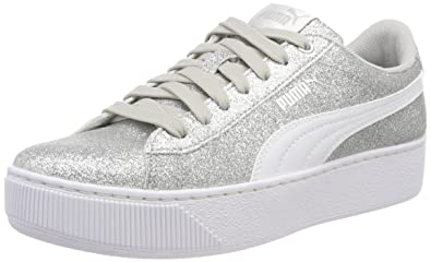 scarpe puma bambina bianche