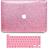 B BELK MacBook Pro 13 Inch Case 2020 2019 2018 2017 2016 Release A2338 M1 A2251 A2289 A2159 A1989 A1706 A1708, Shinig Crystal