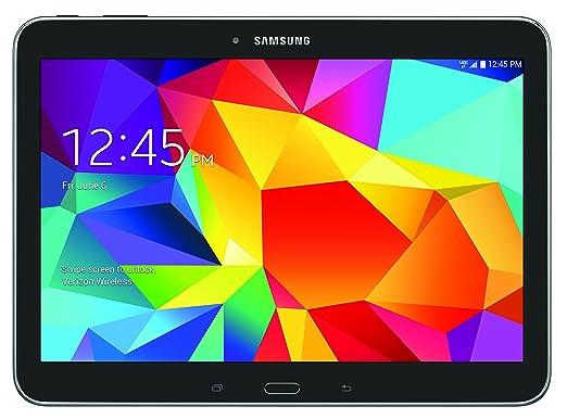 Review Samsung Galaxy Tab 4 4G LTE Tablet, Black 10.1-Inch 16GB (Verizon Wireless)
