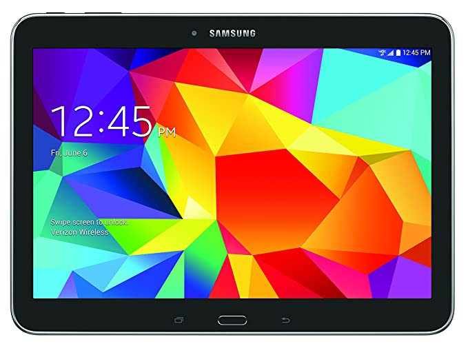 086eb35049b Image Unavailable. Image not available for. Color  Samsung Galaxy Tab 4 4G  LTE Tablet ...