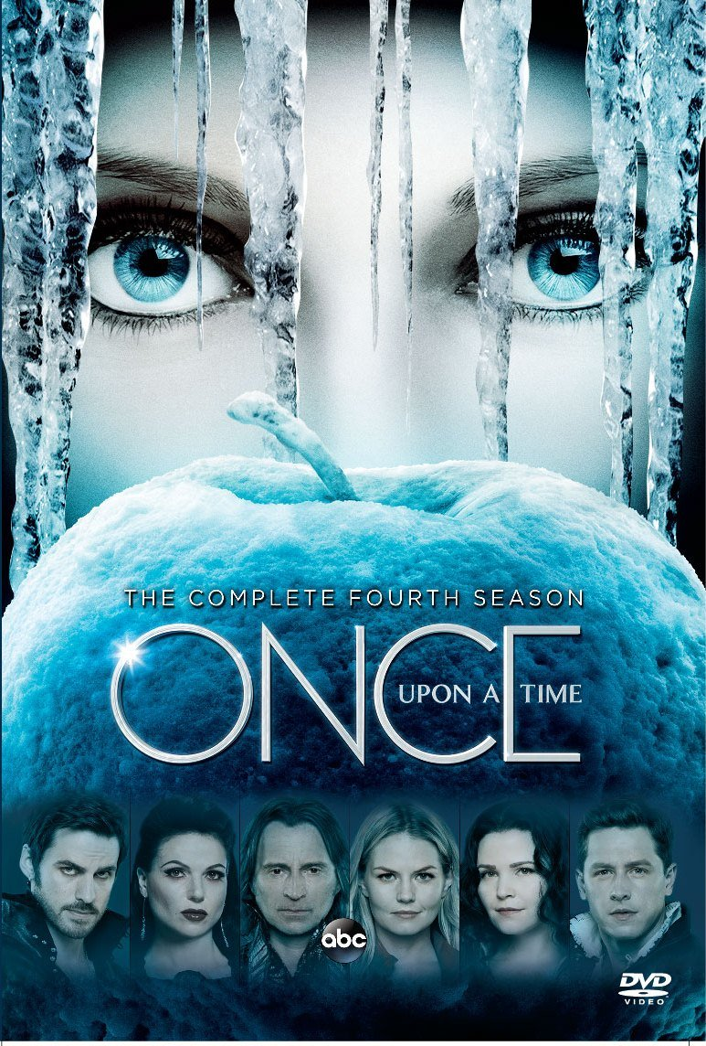 Amazon In Buy Once Upon A Time Season 4 Dvd Blu Ray Online At