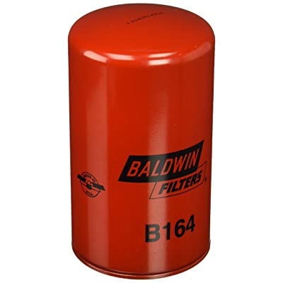 Baldwin B164 By-Pass Lube Spin-On: Automotive