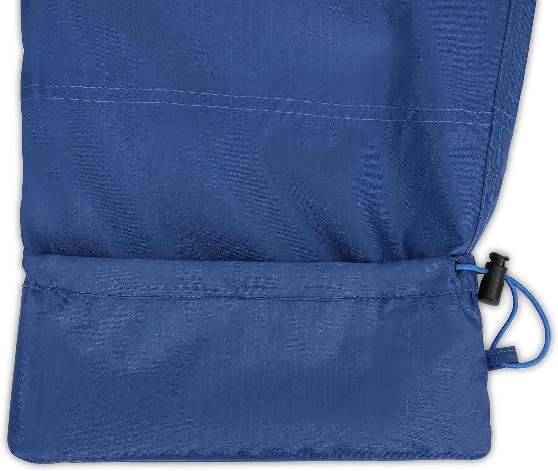 Angeln Unisex f/ür Damen und Herren Gassi gehen oder Fahrrad Fahren normani Outdoor Sports wasserdichte Regenhose 6000 mm mit Rei/ßverschluss-Seitentaschen f/ür Wandern
