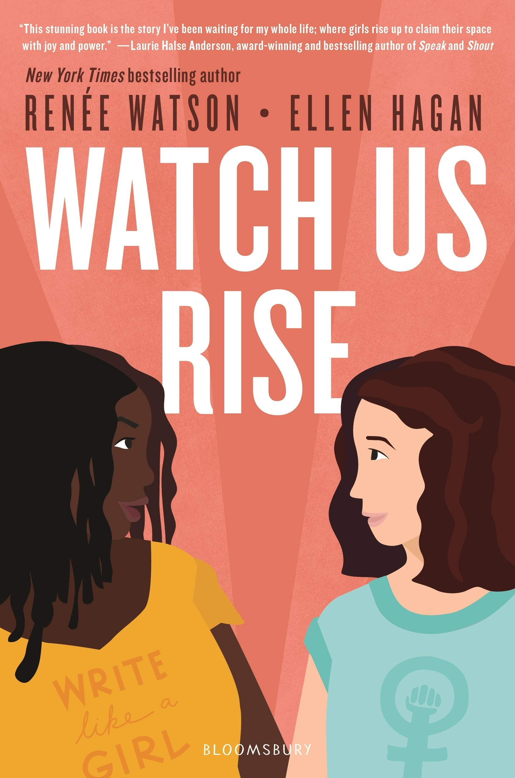Amazon.com: Watch Us Rise (9781547600083): Watson, Renée, Hagan, Ellen:  Books