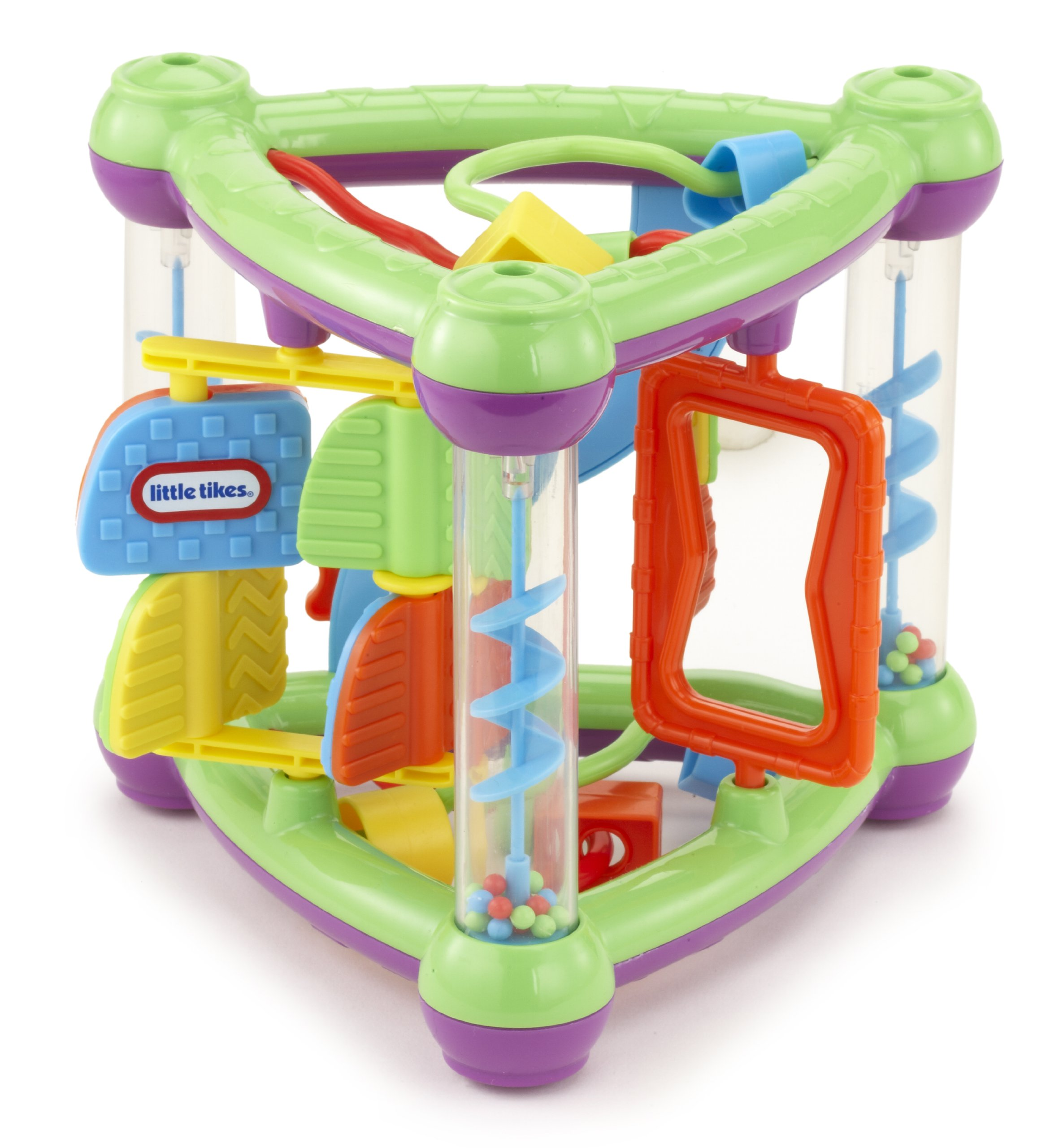 Little Tikes Play Triangle- Green/Purple by Little Tikes (Image #1)