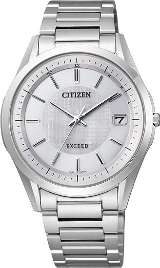 [シチズン] 腕時計 エクシード AS7090-51A シルバー