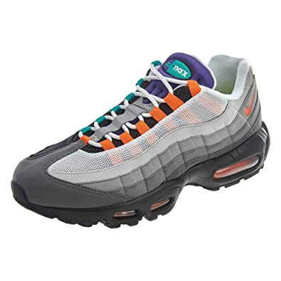 Nike Air Max 95 'Greedy' OG QS 2015 BlackSafety Orange
