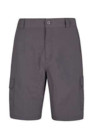 8005c055f7b4e Mountain Warehouse Explore Mens Shorts - Fast Dry Spring Shorts, Light  Shrink & Fade Resistant
