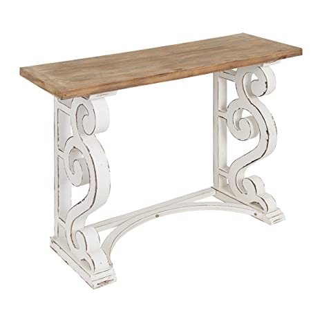 Amazoncom Kate And Laurel Wyldwood Country French Solid Wood
