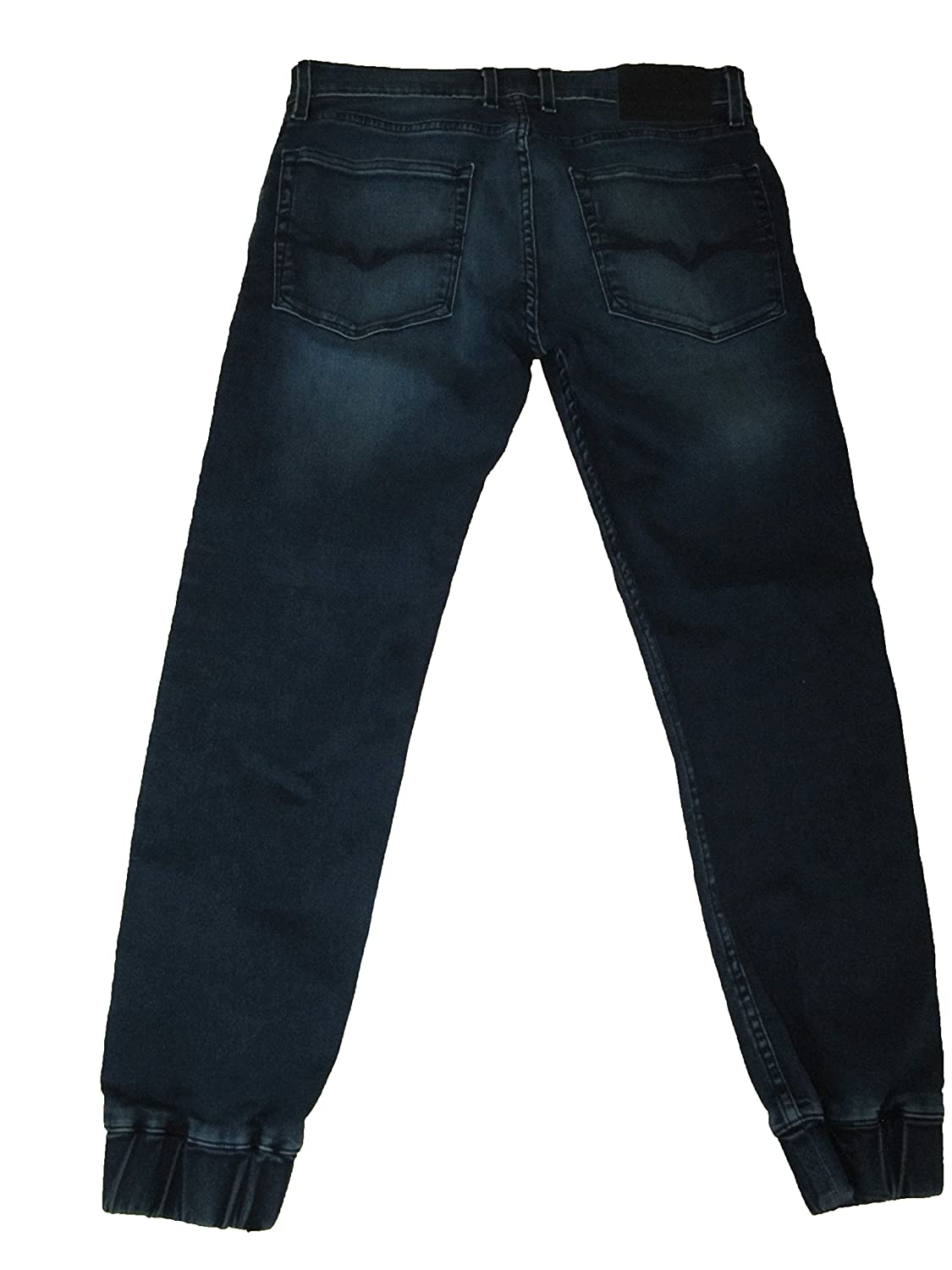 Guess Alameda Jogger Jeans Mens Size 32 x 32 Crusher Wash