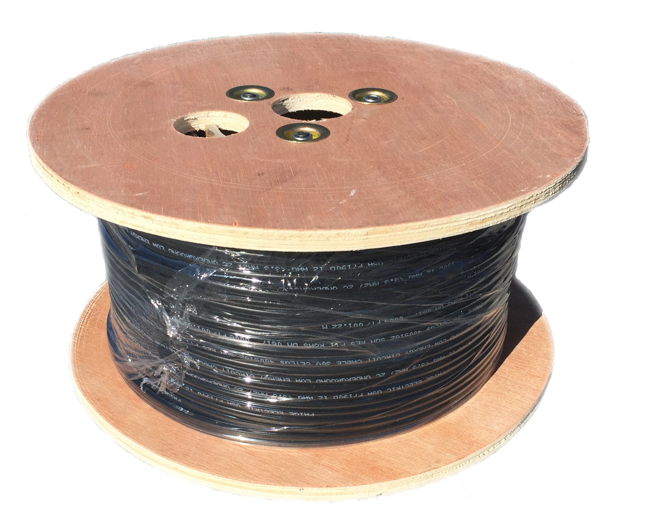 12/2 Low Voltage Landscape Lighting Cable Wire 250 Feet