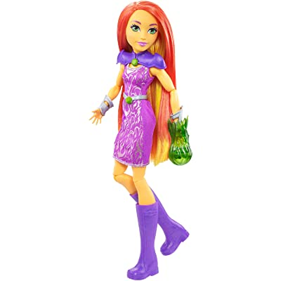Mattel DC Super Hero Girls: Action Dolls: Toys & Games