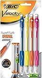 BIC Velocity Mechanical Pencil, Medium Point (0.7 mm), 4-Count