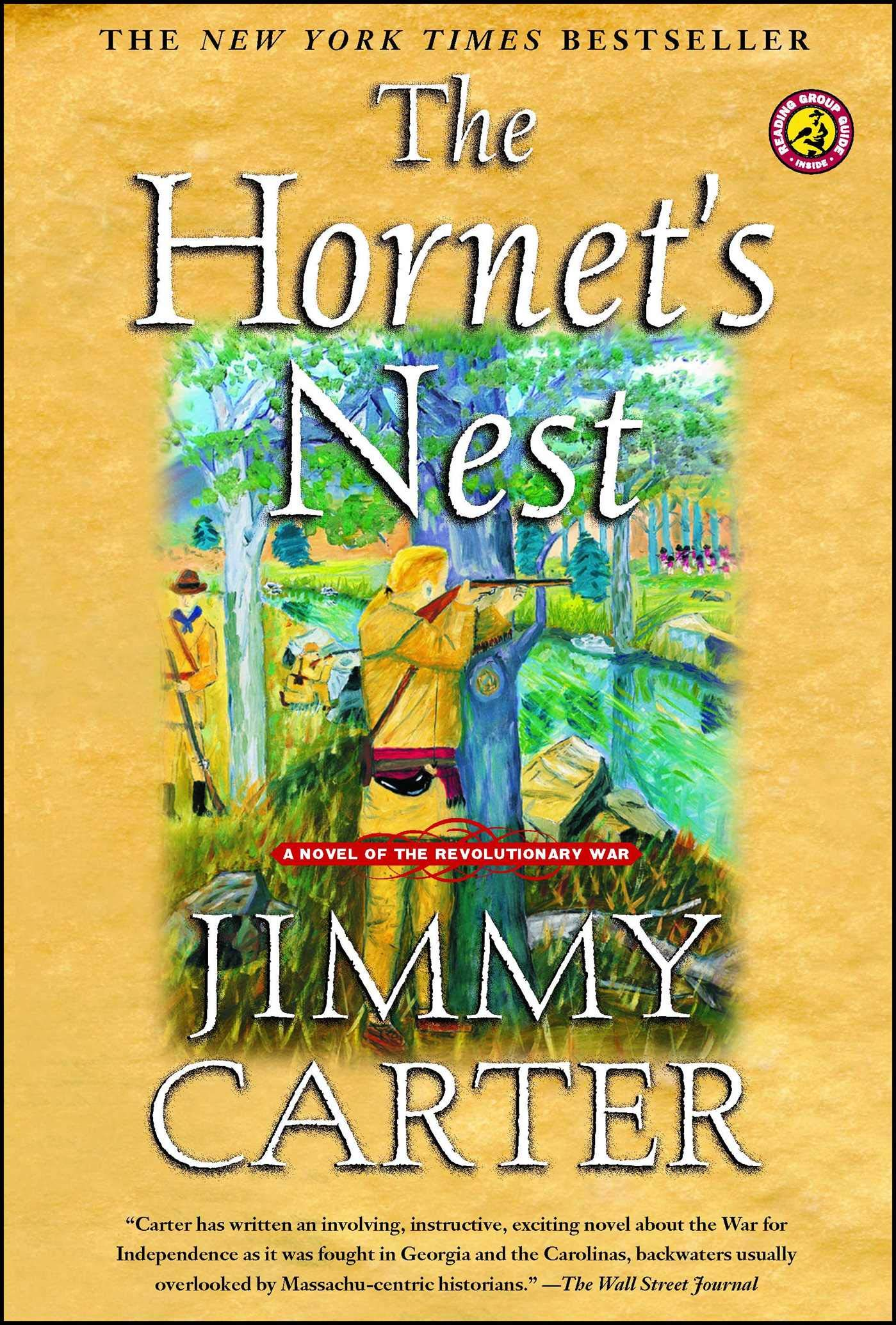Amazoncom The Hornets Nest A Novel Of The Revolutionary War