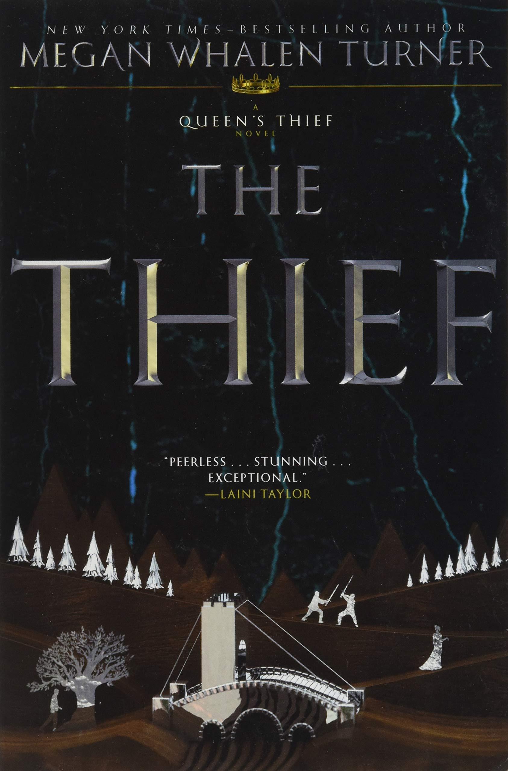 The Thief: 1 (Queen's Thief): Amazon.co.uk: Turner, Megan Whalen: Books