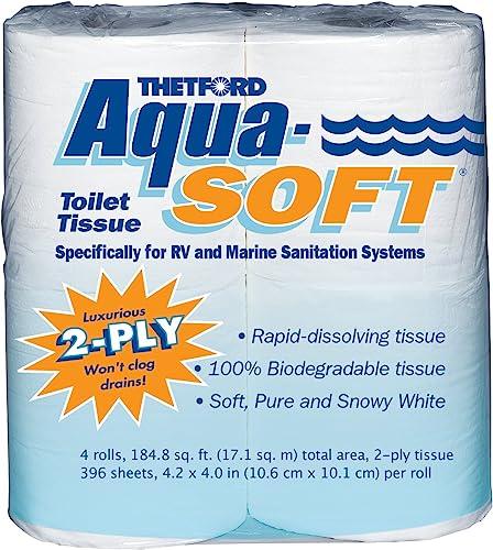 Boat RV Toilet Paper (RV Toilet Tissue) [Thetford] Picture