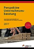 Perspektive Unternehmensberatung 2017: Case Studies, Branchenüberblick und Erfahrungsbericht zum Einstieg ins Consulting