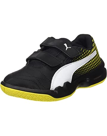 quality design 9f1c4 0dc45 Puma Veloz Indoor Ng V Jr, Chaussures de Fitness Mixte Enfant
