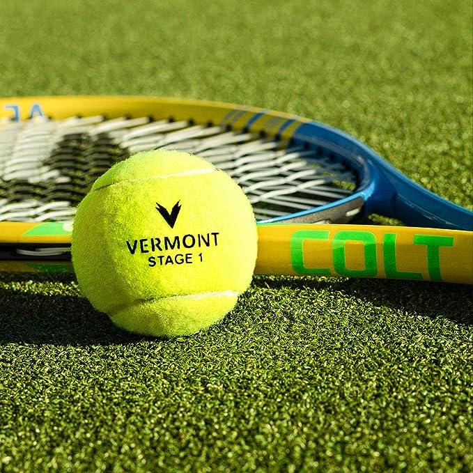 Vermont Pelotas de Tenis | Pelotas Homologadas por la ITF ...