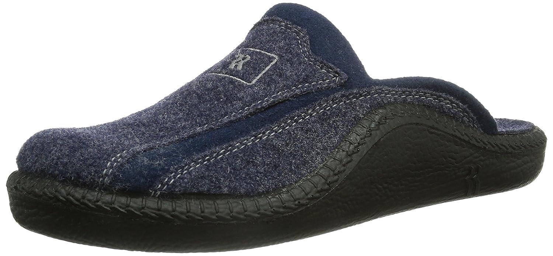 Romika Mokasso 62, Damen Pantoffeln, Grau (anthrazit 700), 39 EU