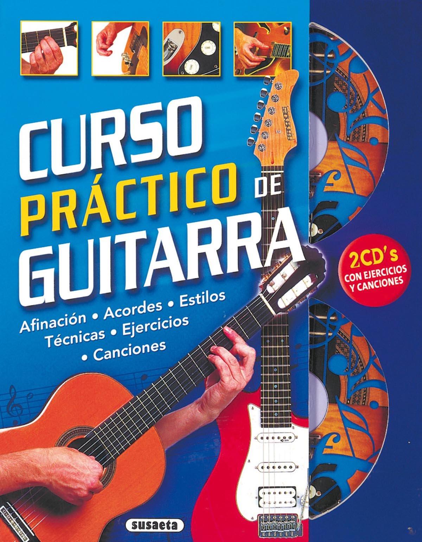 Curso Practico De Guitarra Curso Práctico De Guitarra: Amazon.es ...
