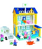 Peppa Pig - Hospital, juego de construcciones (Simba 4374598)