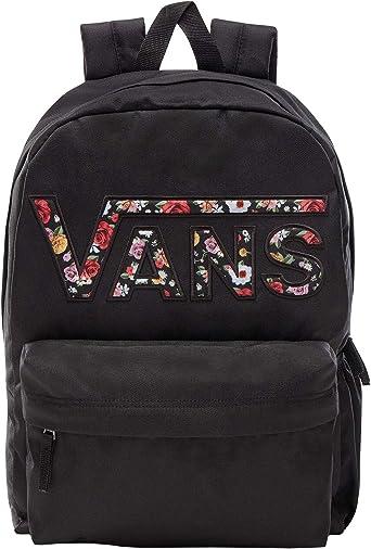 Mochila Vans Real M Flying V BackPack: Amazon.es: Ropa y accesorios