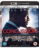 Concussion [4K Ultra HD] [Blu-ray] [2016]