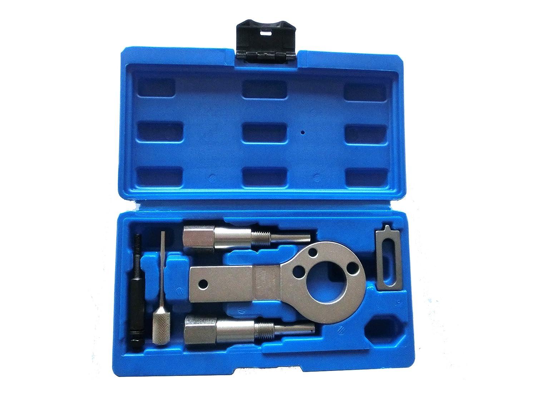 SILPRO® Herramientas de instalación del motor Opel Fiat 1.9 CDTI diésel herramientas herramientas de bloqueo 6tlg: Amazon.es: Coche y moto