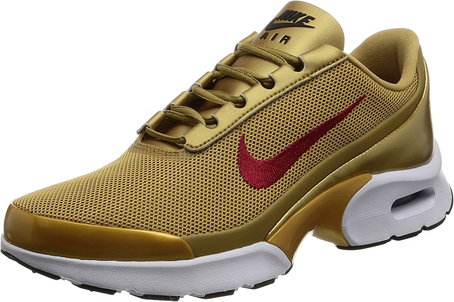 Color Golden-Red-White 910313700 Nike Air Max Jewell QS Size: 8.5