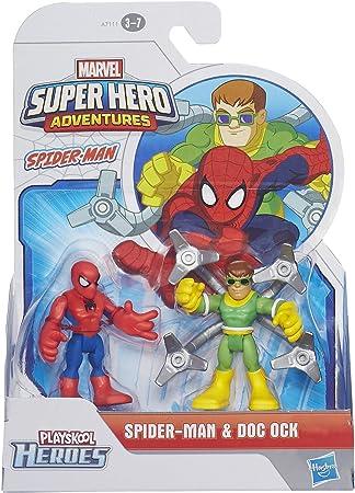 Spider-Man Two-Pack Figure Series 01 - Spider-Man 2 & Doc Ock ...