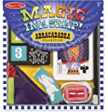 Melissa & Doug Magic in a Snap! Abracadabra Collection Magic Tricks Set (10 pcs)