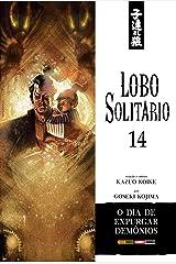 Lobo Solitário Vol. 14 Capa comum
