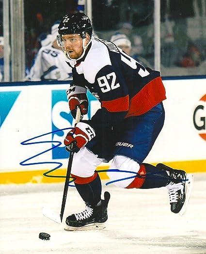 Autographed Kuznetsov Photograph - 8X10 STADIUM SERIES COA A - Autographed  NHL Photos 5bfa64a7d