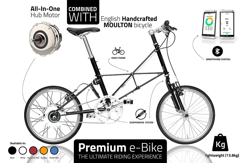 Bicicleta eléctrica Premium, Exclusiva para bicicleta para uso diario, bicicleta eléctrica ligera,