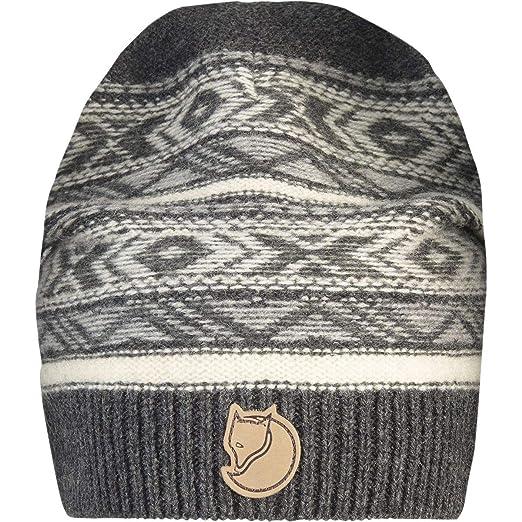 Fjallraven - Ovik Folk Knit Beanie f29fd55b0312