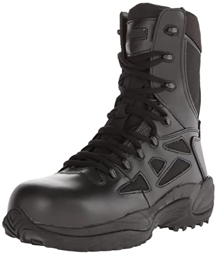 f79a892de99 Amazon.com  Reebok Work Duty Men s Rapid Response RB RB8874 8 ...