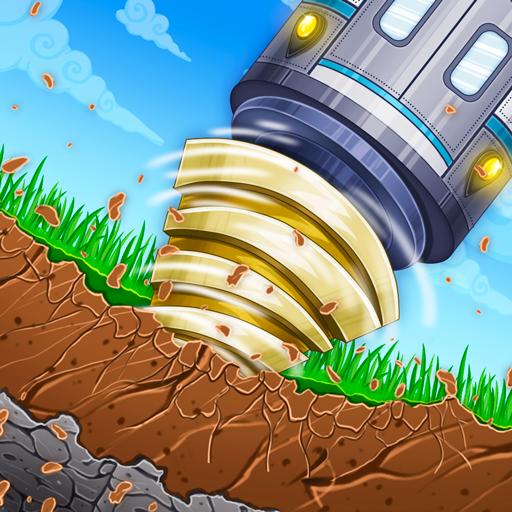 Terrain Drilling Unit - Mining Craze - Mining Unit Mobile