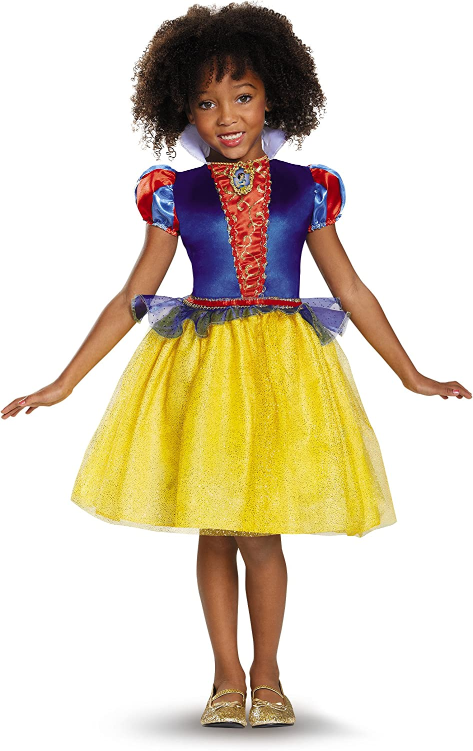 Amazon.com: Disfraz Blancanieves, Disney Princess Snow White ...