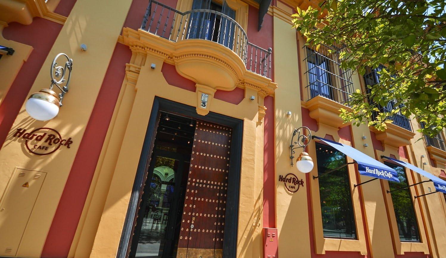 Compra Hard Rock Cafe Abrebotellas Recuerdo turístico HRC Sevilla ...